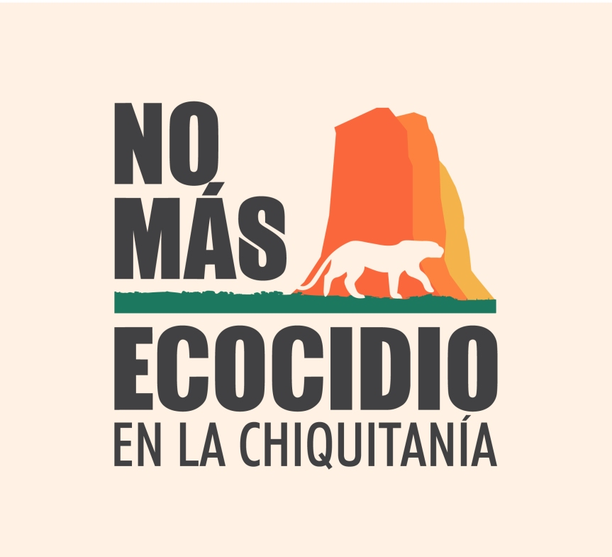 Presentación del caso Ecocidio en la Amazonía y Chiquitanía ante el Tribunal Internacional de los Derechos de laNaturaleza