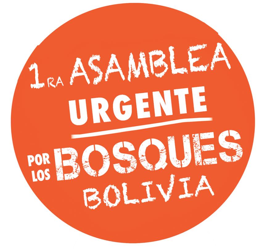 Primera Asamblea por los Bosques –Bolivia