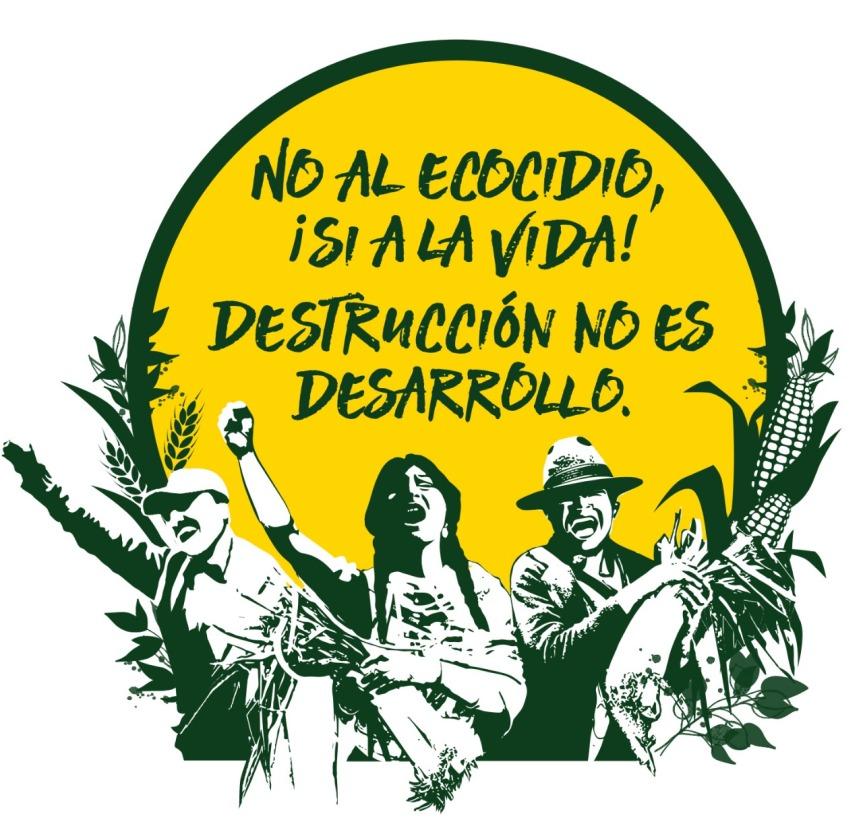 Mensaje desde Bolivia para la gran Panamazonía y el Mundo durante la multitudinaria Primera Asamblea Mundial por laAmazonia