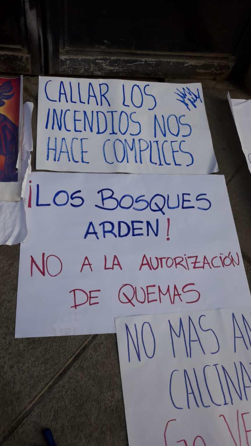 ¡Exigimos que la ABT anule su resoluciónincendiaria!